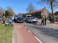 Lichtgewonde bij ongeval op Hoge Hondstraat in Deventer