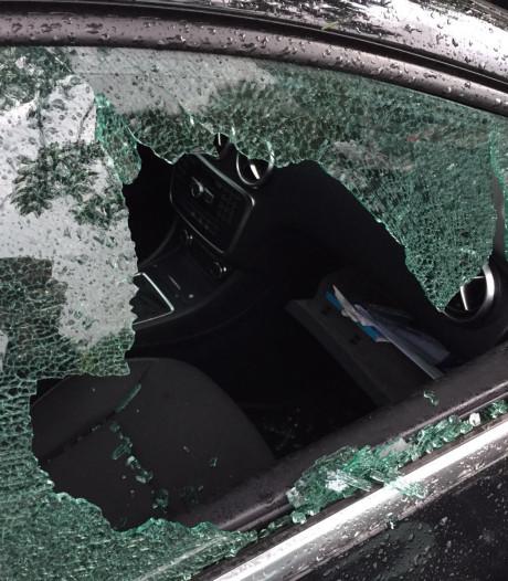 Bosschenaren staan terecht voor tientallen auto-inbraken