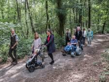 Met rolstoel of kinderwagen over de Duivelsberg