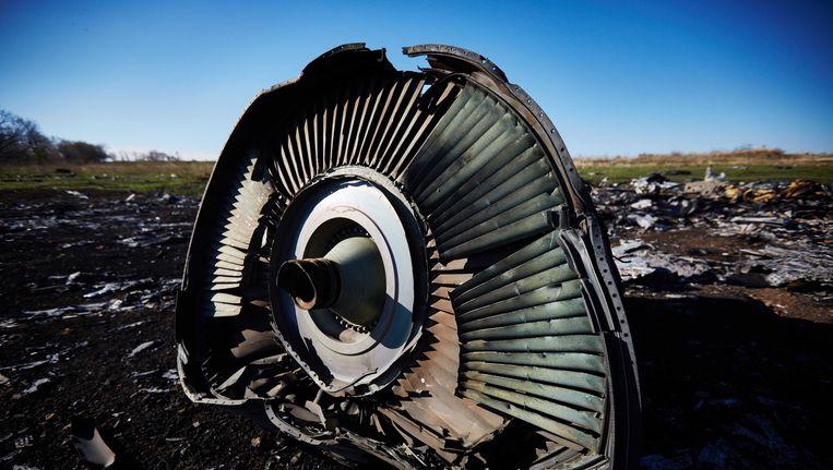 Het team dat speurt naar de schuldigen van de crash van het toestel van Malaysia Airlines in Oekraïne, zoekt getuigen van het transport en het afvuren van een BUK-raketsysteem in de dagen rond de ramp. Beeld ANP