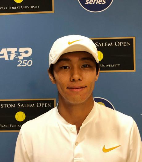 L'aventure de Duckhee Lee, joueur sourd, s'arrête au 2e tour à Winston-Salem