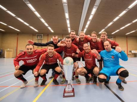 'Wilde zaalvoetbalbond' ANZVB opgericht voor Arnhem, Betuwe en Nijmegen