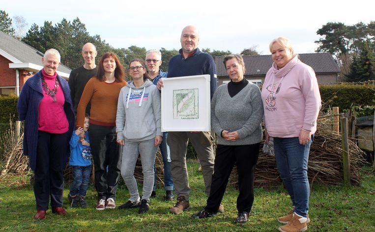 Stef's Bee Garden wint de Groene Pluim