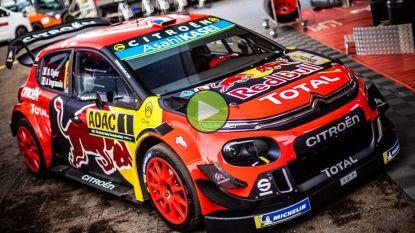 Ogier de snelste in shakedown WRC Duitsland, Neuville derde