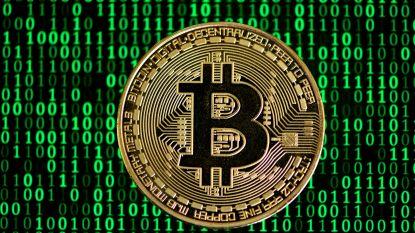 Delven van bitcoins levert vanaf maandag minder op