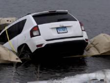 Ils suivent Waze aveuglément et finissent dans un lac