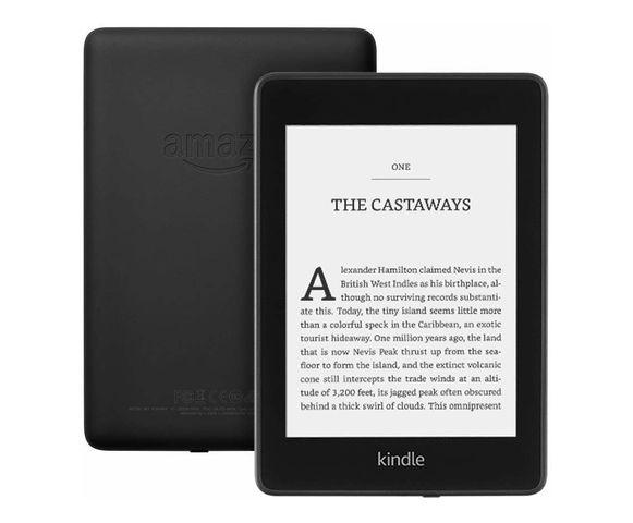 De Amazon Kindle e-reader