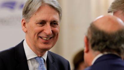 Britse minister van Financiën optimistisch over gesprekken met oppositie