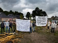 Sinti protesteren tegen gemeente Valkenswaard: ze willen meer woonplekken voor familie