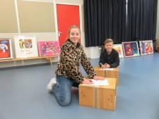 'Kunstuitleen leert kinderen anders naar kunst kijken'