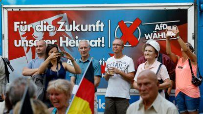 Behaalt extreemrechtse AfD straks klinkende overwinning? Oost-Duitse deelstaten trekken naar de stembus