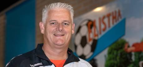 Elistha houdt trainer Gert van Haaren als 'opleider'