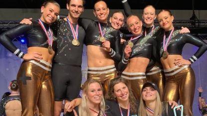 Dans en sportvereniging RheAxion is twee maal wereldkampioen in Sport & Fitness Aerobics