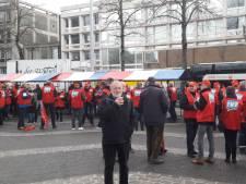 Pensioenprotest op de Markt in Arnhem krijgt een aangepast programma