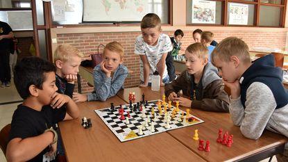 Schaakclub maakt zich op voor jeugd-WK in november