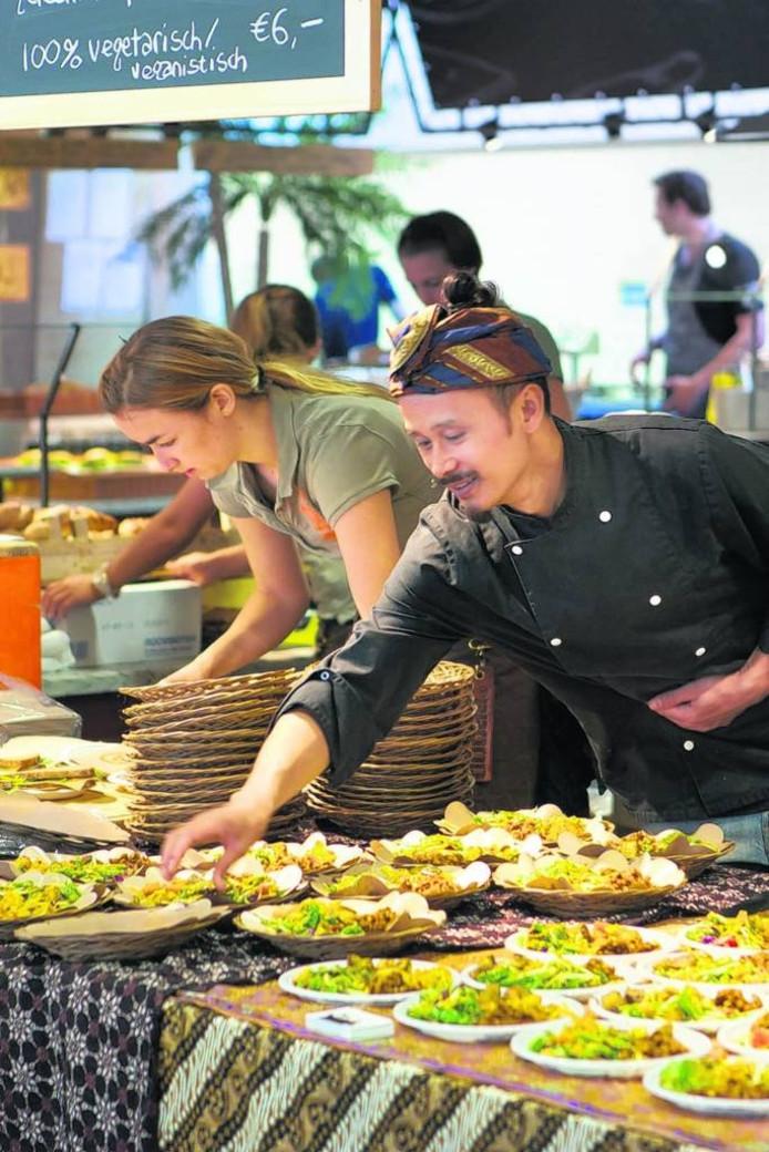 We Canteen verzorgt gezonde bedrijfsmaaltijden.