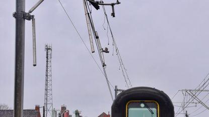 Opnieuw twee sporen beschikbaar tussen Lichtervelde en Tielt