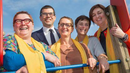 N-VA Koksijde zet vrouwen aan de top
