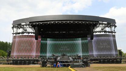 Op dit indrukwekkend Belgisch podium staat Bon Jovi op 14 juli