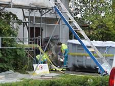 Bouwvakker zwaargewond na val van steiger in Dongen