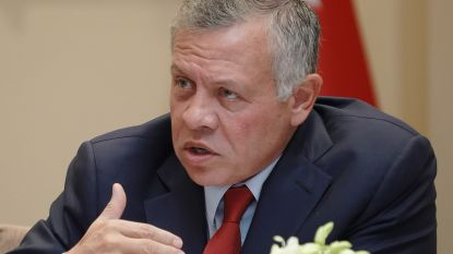Jordaanse koning zegt deel van vredesverdrag met Israël op