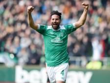 Pizarro heeft banen voor het uitkiezen bij Bayern en Werder