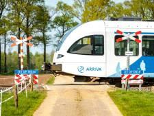 Geen treinen tussen Zutphen en Hengelo door stroomstoring