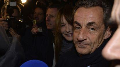 Sarkozy wordt nieuwe voorzitter UMP