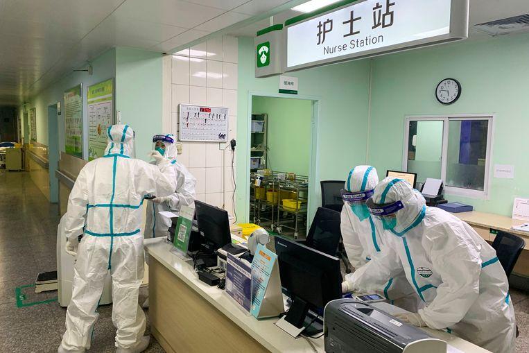 De software, die CT-scans van longen 'leest', werd voordien vooral gebruikt om kanker te detecteren. Nu is er ook een aangepaste versie die zoekt naar tekenen van longontsteking veroorzaakt door het coronavirus.