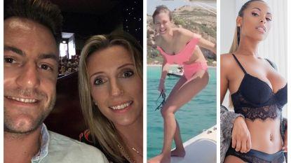 SHOWBITS. Astrid springt van een boot, Tamara uit 'Thuis' toont lief en Pommeline zoekt een naam voor haar naaktkat