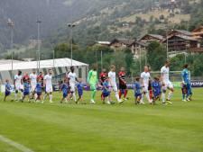 PSV - Neuchâtel Xamax in beeld: debuut Romero, goal Bergwijn en de Alpen op de achtergrond
