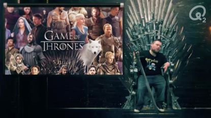 VIDEO: William Boeva vat de zes seizoenen van 'Game of Thrones' in drie minuten samen