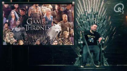 VIDEO: William Boeva vat de zes seizoenen van 'Game of Thrones' in drie minuten samen