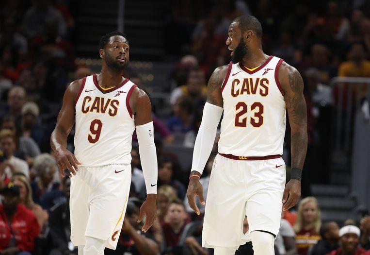 Dwyane Wade wordt opnieuw ploegmaat van LeBron James.