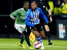 Van FC Eindhoven naar Italië: Alvin Daniëls gaat met Como 1907 voor promotie spelen