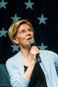 Senator en presidentskandidaat Warren wil impeachment Trump