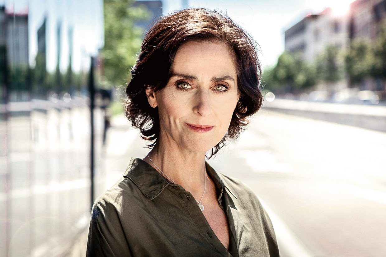 Monika Van Lierde Beeld Humo
