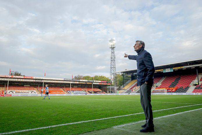 Trainer Kees van Wonderen stuurt zaterdag tegen Excelsior dezelfde basisploeg van Go Ahead Eagles het veld van de Adelaarshorst op als maandag tegen NAC.