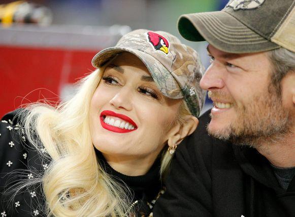 Gwen Stefani en Blake Shelton hebben een nieuwe stap gezet in hun relatie.