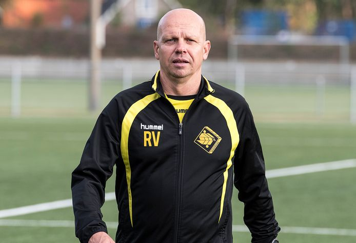 Ruud Vermeer, trainer van SSS'18.