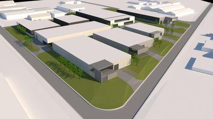Nieuw bedrijvenpark in Poperinge