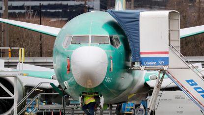 Nieuwe tegenslag voor Boeing: afval gevonden in brandstoftanks 737 MAX-vliegtuigen