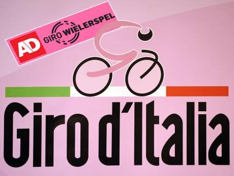 Giro-spel: Stel nu je eigen ploeg samen!