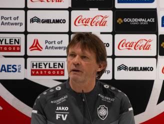 """Vercauteren schrijft Lamkel Zé nog niet af: """"Normaal speelt hij morgen met beloften, en dan zullen we zien"""""""