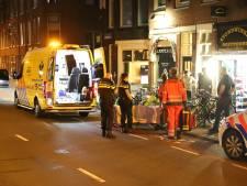 Vrouw raakt gewond na val op Oostsingel
