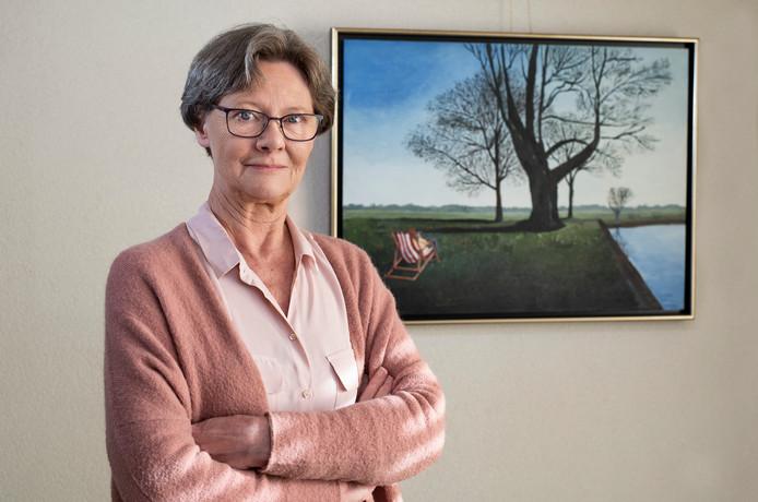 Jeannette Croonen (foto) en Agnes Johannesma weten dat veel jongeren niet serieus worden genomen als ze over euthanasie beginnen.