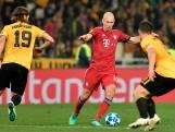 Robben stelt doelen bij Bayern: 'Tot de winter alles winnen'