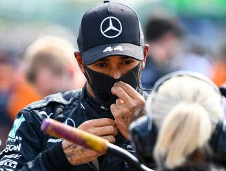 Hamilton richt eigen team op: 'X44' binnenkort in elektrische raceklasse Extreme E