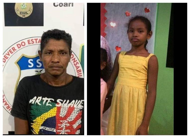 Luana Ketlan (13) overleed na de bevalling. Haar vader Tome Faba (36)  misbruikte haar vier jaar lang.