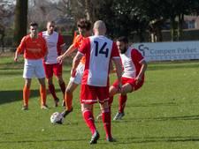 Budel - Centrum Boys gestaakt bij 0-1
